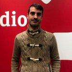 Image for the Tweet beginning: Ahora en @radio3_rne Pablo Simón