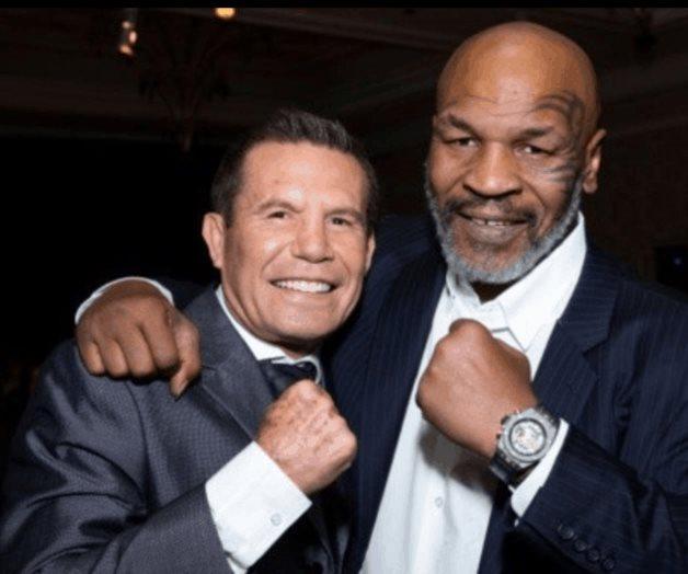 #BOX   Pone #Tyson a @Jcchavez115 sobre @FloydMayweather .  ▶️   El ex boxeador de 54 años, quien a finales del año pasado salió del retiro para enfrentar a #RoyJonesJr., también alabó a #SugarRayLeonard.