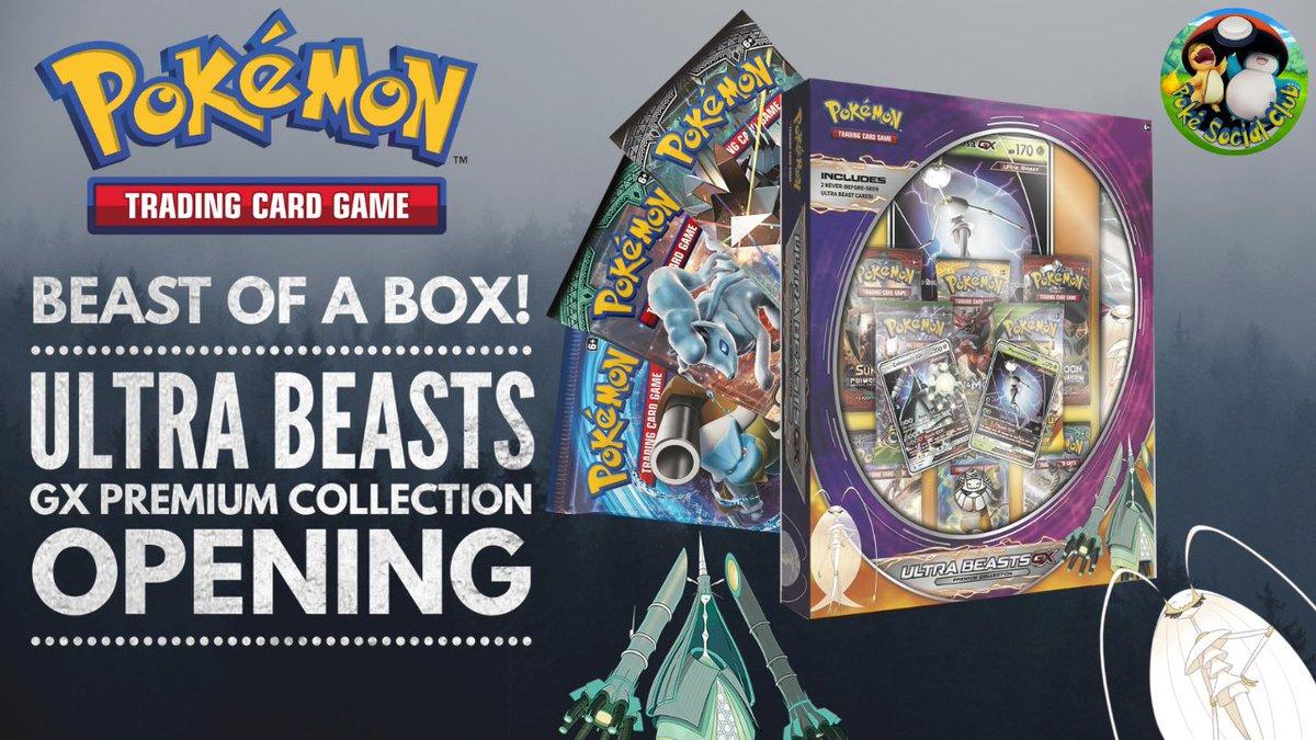 ULTRA BEASTS! This box was full of old school packs (Evolutions!) and we pulled some good stuff! Check it out now!  #Pokemon #PokemonTCG #UltraBeasts #PokemonSwordShield #PokemonGO #PTCGO #Pheromosa  #Celesteela #Beasts
