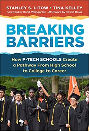 Excited and can't wait for Spring 2021 @amazon Congrats @StanLitow and @tinakelley @rweingarten @rashidfdavis     #SaturdayMorning #SaturdayVibes #satchat #EdChatEU #edchat #edtechchat #ptech #weareptech @MDRC_News @LuminaFound @TCPress @PTECHNETWORK