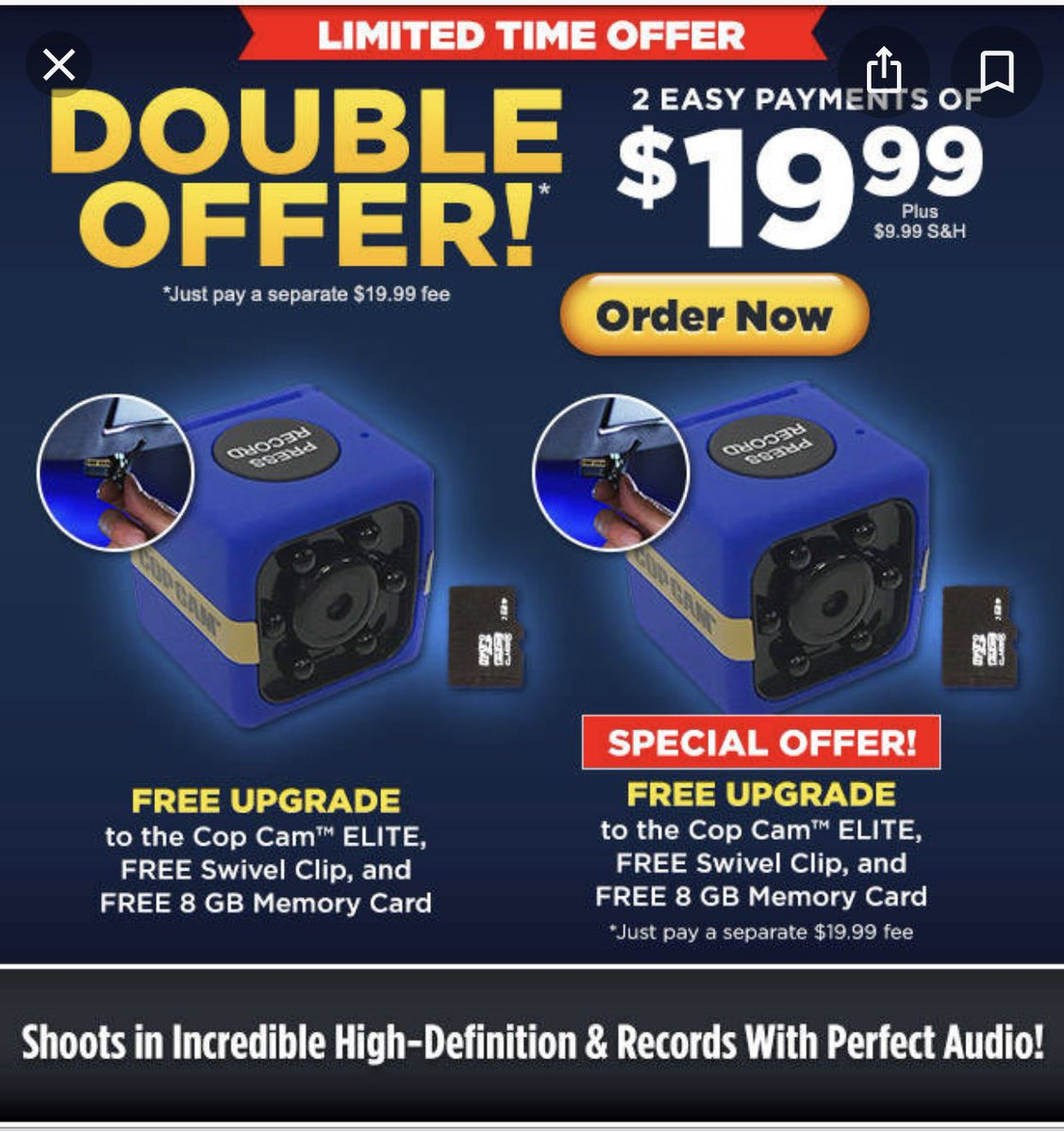 @BulbHeadIdeas when someone orders a product. Why aren't you able to ship it correctly? This is #DOUBLE OFFER! #scam #CustomerService
