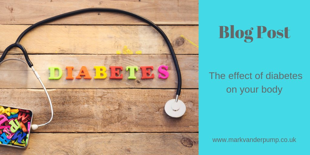 Diabetes can affect many parts of the body.  This master post brings together many of my blog posts on the subject   #WorldDiabetesDay