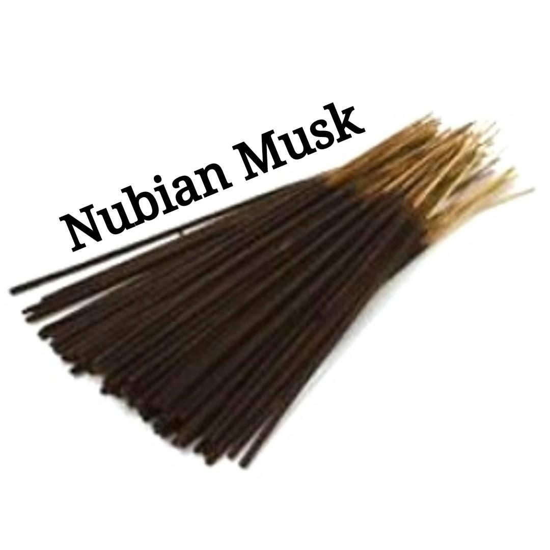 Incense Sticks | Nubian Musk | 30 Incense Sticks | Incense Bundle  #HomeFragranceOil #Etsy #Incense #AromatherapyOil #BlackFriday #PerfumeBodyOils #HerbalRemedies #GiftShopSale #CyberMonday #Wedding #NubianMusk