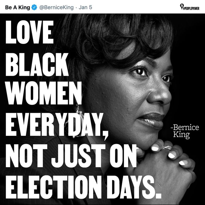 Every. Single. Day. #BlackLivesMatter   Graphic via @calendow, @BerniceKing