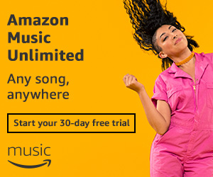 #GoPackGo Try Amazon Music Unlimited Free Trial