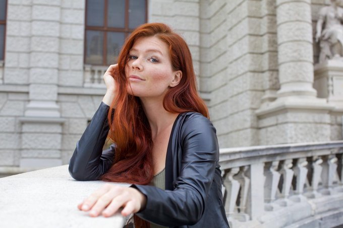 Have a great weekend guys 🙏❤️ @redhead_weekly @HellYeaRedheads #redhead https://t.co/FmDr3llWg8