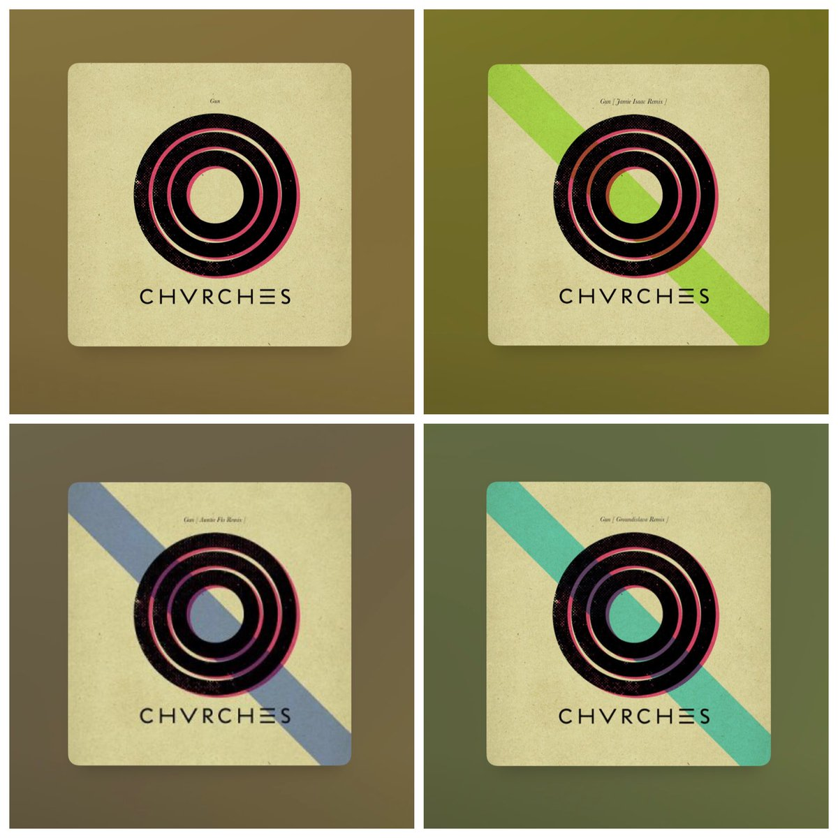 #NewProfilePic   In honor of last November's tribute with #Apple's new #iOS14 ambient backgrounds, our profile pic is changing each day through Jan 20th, to reflect different #chvrches #album #art #color schemes!! 🙌🏼💿🎨🙌🏼  💙💜🖤🤍💗❤️🧡💛💚💙  Today's Color: GREEN