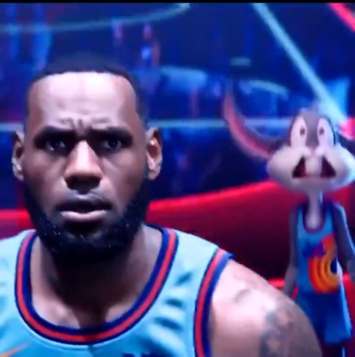 Here's a quick look at 'Space Jam: A New Legacy'!    Source: @hbomax