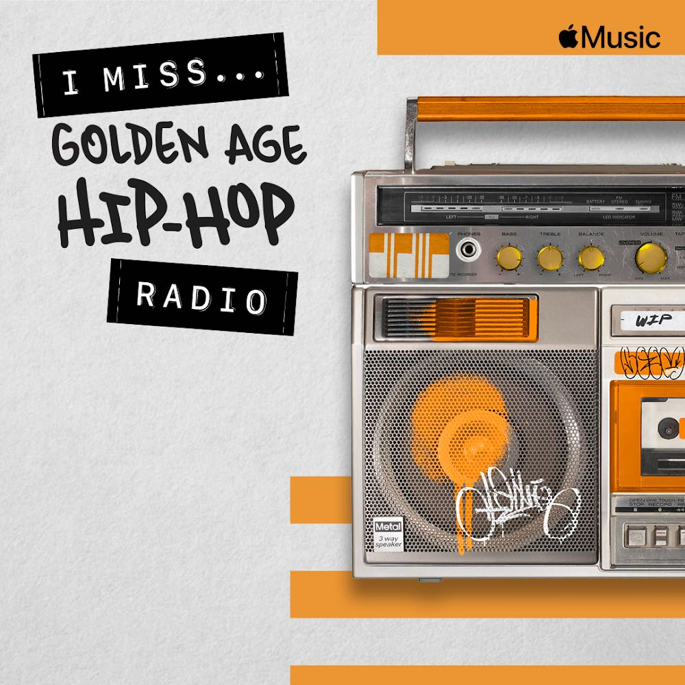 Starting tomorrow I'm the new host of I Miss...Golden Age Hip Hop on Apple Music! New episode airs at 5PM EST! Guests include Rakim, Roxanne Shante, LL Cool J, Havoc, Big Daddy Kane and DJ Marley Marl!