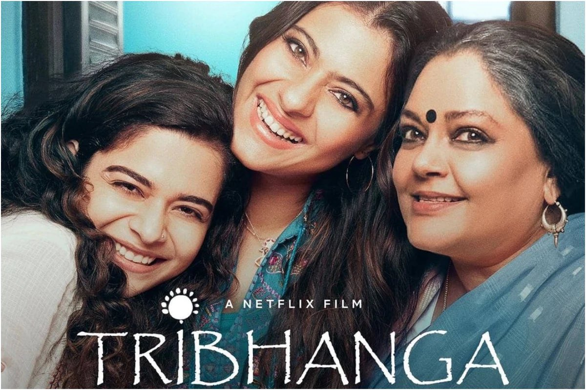 This film is made with love, lots and lots of love. Thank You for this @renukash ❤️ Seeing #KanwaljitSingh on screen made me smile :) Beautiful beautiful @itsKajolD @mipalkar @ikunaalroykapur (FAACK)!