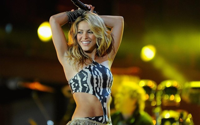 H Shakira πούλησε τα δικαιώματα των τραγουδιών της  #shakira  #hipsdontlie #When #Wherever #SheWolf #Grammy #LatinGrammy #hipgnosissongs #Blondie #NeilYoung #BarryManilow #naftemporiki