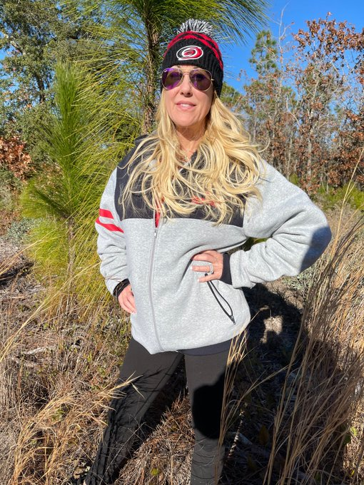 Had a great morning hike in the crisp FL air...  now it's time to unpack and have some fun with ya'll