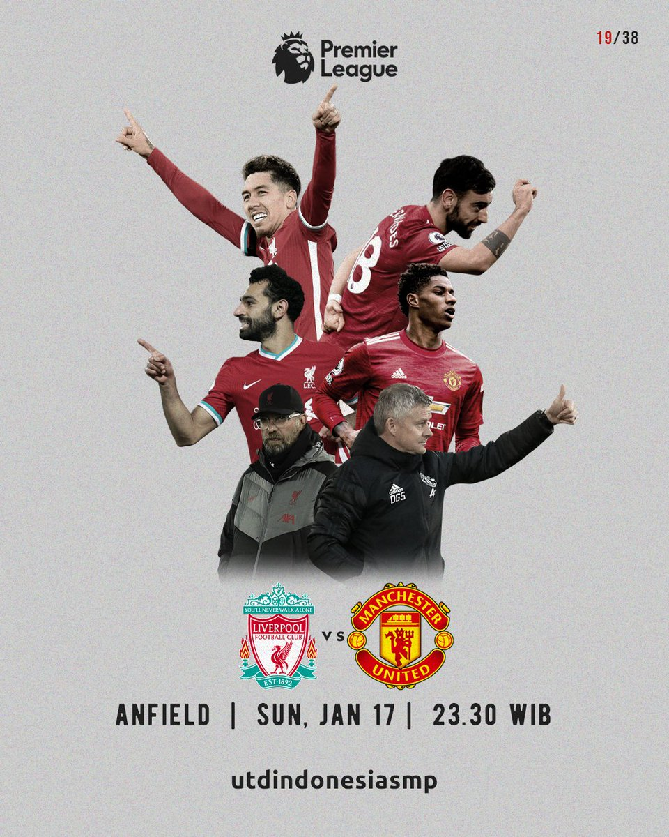 Big, big #mufc game today, prolly the biggest one. Lets gooo boys! #LIVMUN