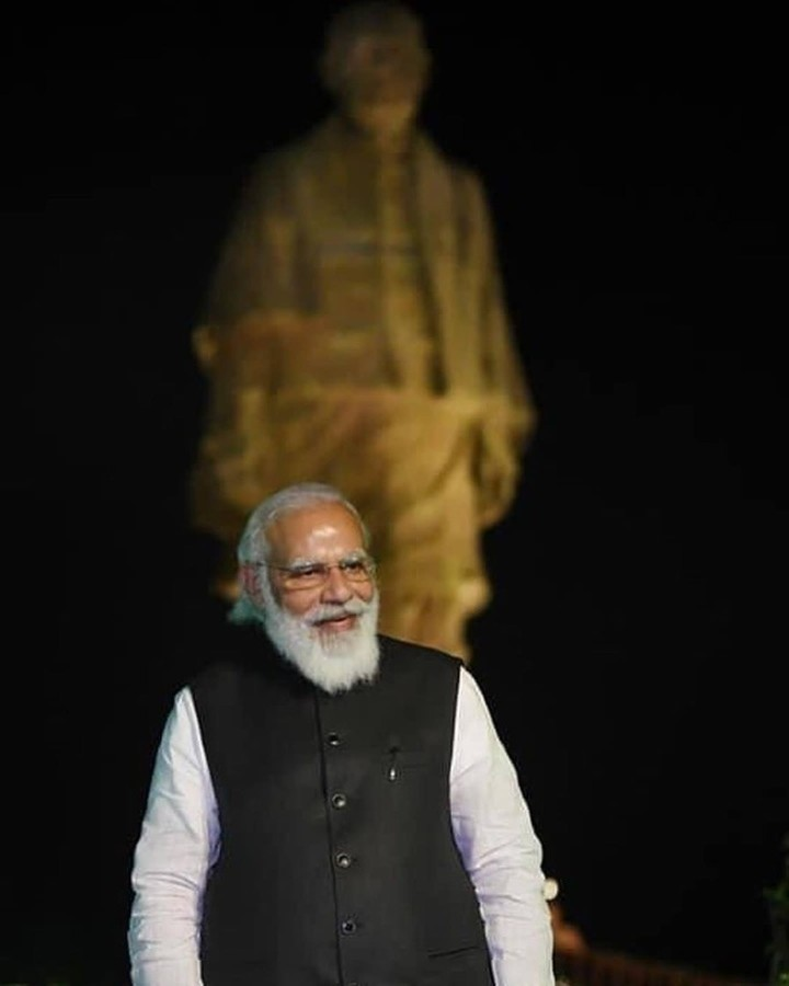 PM@NarendraModito flag off 8 trains tomorrow to boost connectivity to Statue of Unity  #PMModi  #PMIKonDigitalMedia  #NarendraModi  #AtmaNirbharBharat