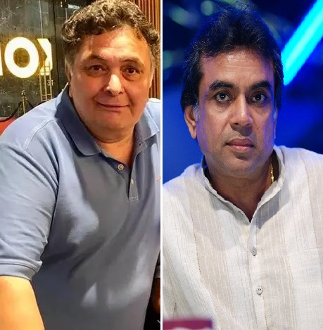 Actor #PareshRawal Will Complete #RishiKapoor's Portion In #SharmajiNamkeen