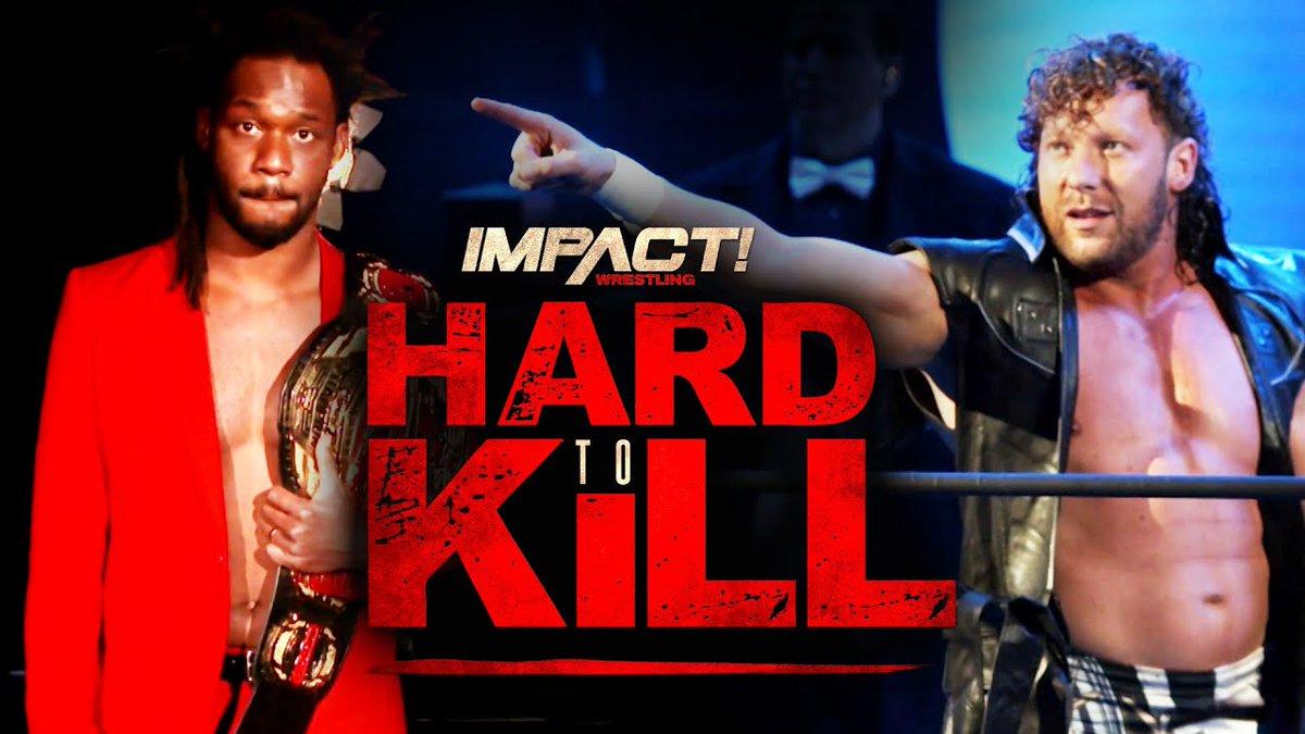 Anyone interested in an IMPACT Wrestling Hard To Kill Live Reaction Stream? 🤔  #ImpactWrestling #kennyomega #HardToKill