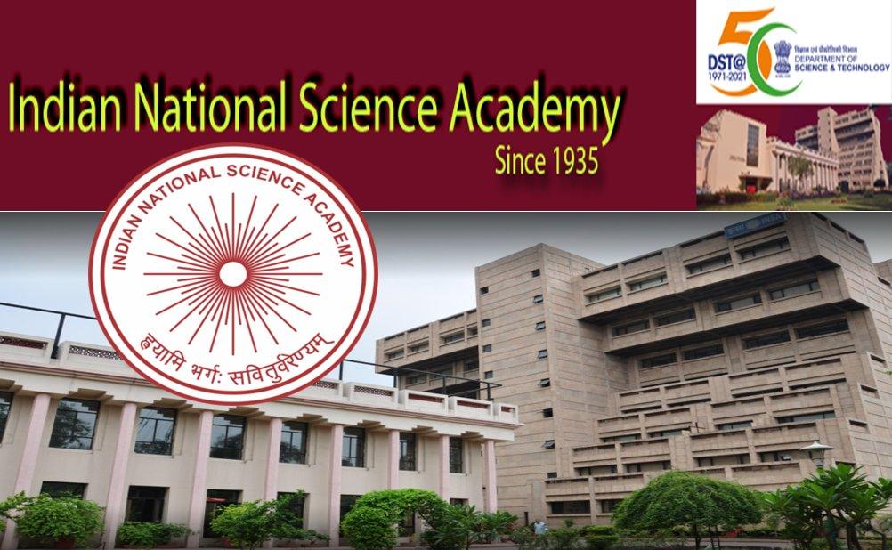 Executive Director at INSA- Indian National Science Academy, New Delhi