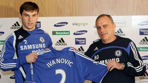 Un día como hoy pero de 2008, Chelsea firmaba a Branislav Ivanovic por  £9 millones.    377 apariciones   ⚽️ 34 goals ✅ 34 asistencias  🏆🏆🏆 Premier League  🏆🏆🏆FA Cup  🏆UEFA Champions League 🏆UEFA Europa League  #OnceABlueAlwaysABlue