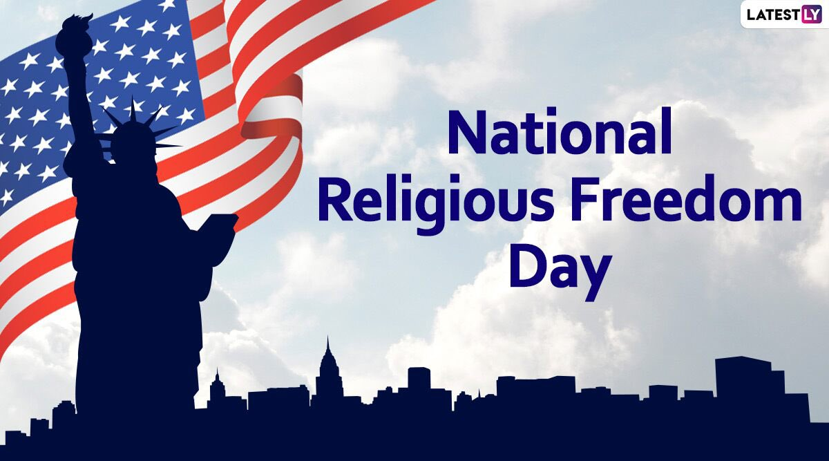 Today is #NationalReligiousFreedomDay The right to worship according to your own convictions is one of the pillars of our society. Many different faiths are represented in the #USArmy Each is part of the tapestry that makes up our ranks. #SaturdayVibes #Respect #faith