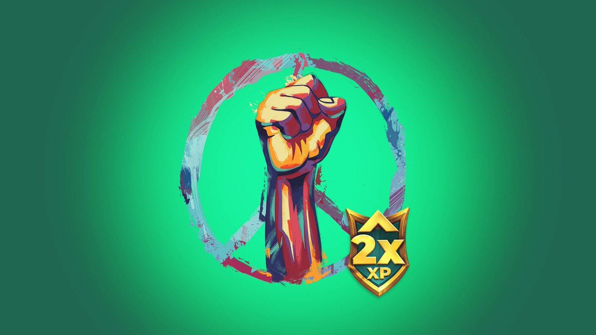 Day 2 of our 2X Battle Pass XP and Equality spray weekend is going strong! How many of you are leveling up their Eternal Pyre Battle Pass?