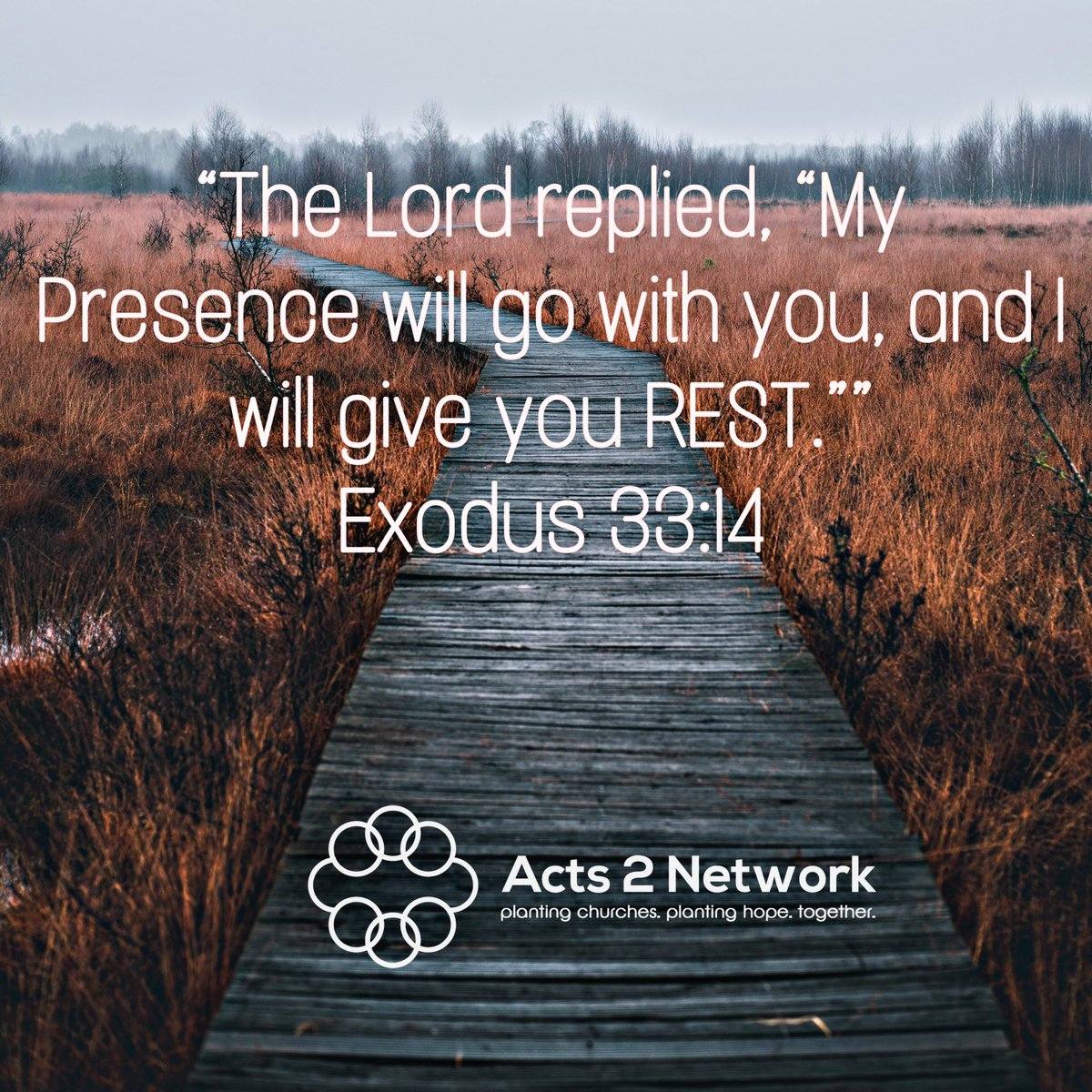 """REST!  """"The Lord replied, """"My Presence will go with you, and I will give you rest."""""""" Exodus 33:14 #saturdayvibes #saturdayscripture #exodus #rest #acts2network"""