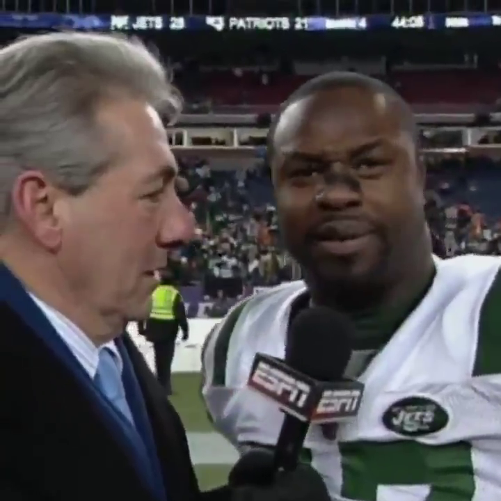 "10 years ago today, Bart Scott gave a postgame interview for the ages.  ""CAN'T WAIT!"""