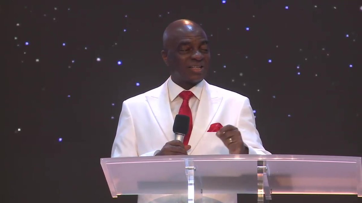 To live a life without spot or wrinkle has to be by divine help, which you provoke in prayers. #TurnaroundEra #day13 #21daysofprayerandfasting - BISHOP DAVID O. OYEDEPO   Winners' Chapel International   You're Welcome 👉  👈 