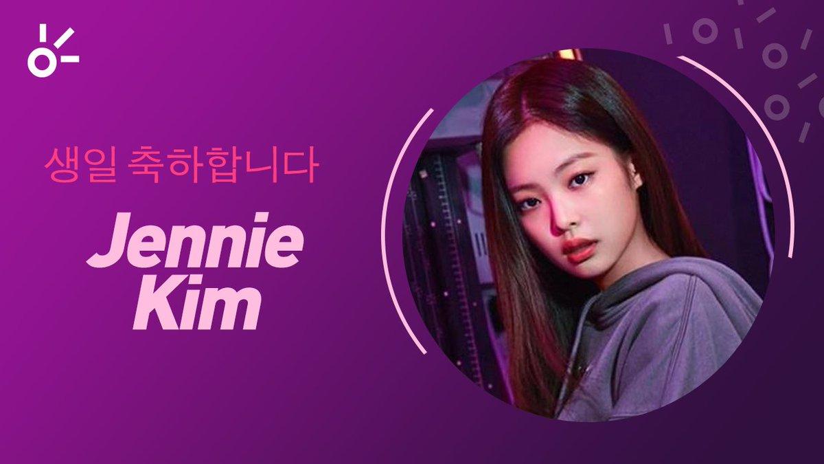 🎂🎉 @ygofficialblink in your area. 🇰🇷 ¡Hoy es el cumpleaños de #JennieKim! Celébrala aquí: 💃