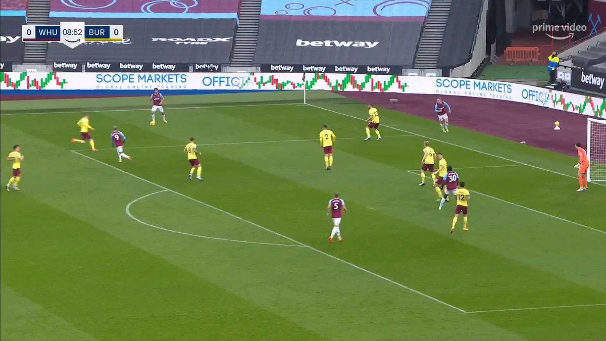 4️⃣0️⃣ @premierleague goals for West Ham United 💪  Love it, @Michailantonio 😍