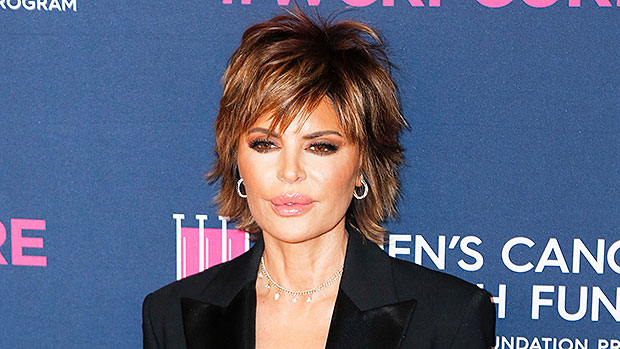 Lisa Rinna Fans Think She Looks Like A Kardashian With New Blonde Highlights Makeover Photo