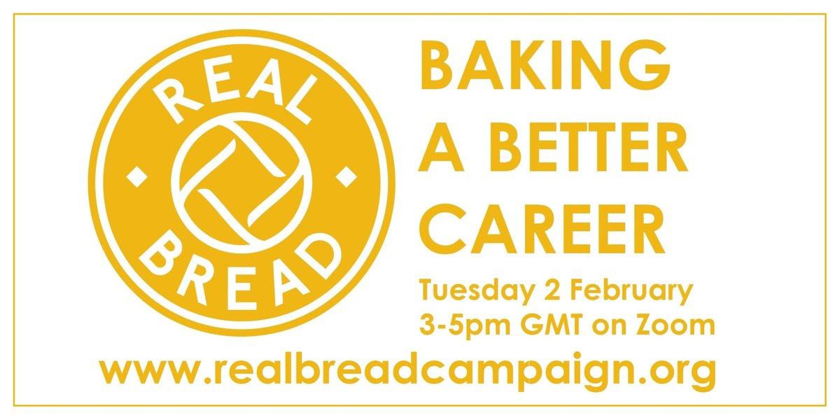 Own - or run a team in - an SME #RealBread bakery? Bake a Better Career is an event for YOU >>   #baking #bakery #bakerslife #smallbusiness #localfood