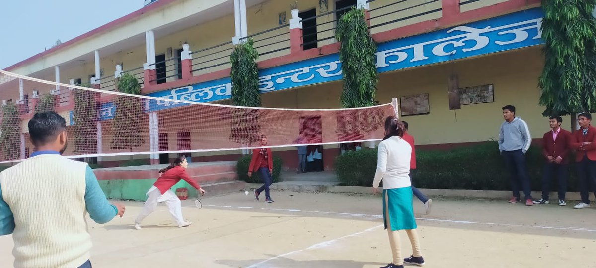 Various sports activities has been conducted under Physical Fitness Day at Nehtaur Block (NYK BIJNOR). #SwamiVivekanandaJayanti  #youthday  #fitnessmotivation