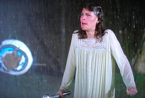 It's pouring out. Happy #SaturdayMorning  #HorrorCommunity  #HorrorMovies #HorrorFamily