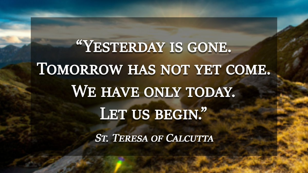 #Catholic #CatholicSaints #SaturdayThoughts #SaturdayVibes #MotherTeresa