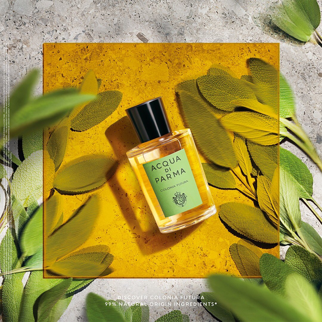 Colonia Futura is our commitment to sustainability and our way of sharing the power and beauty of nature with you, in a scent vibrantly natural.  #AcquadiParma #ColoniaFutura #collection #fragrancecollection #perfume #fragrance #Jashanmal #Bahrain https://t.co/PsPmgAjeJ7