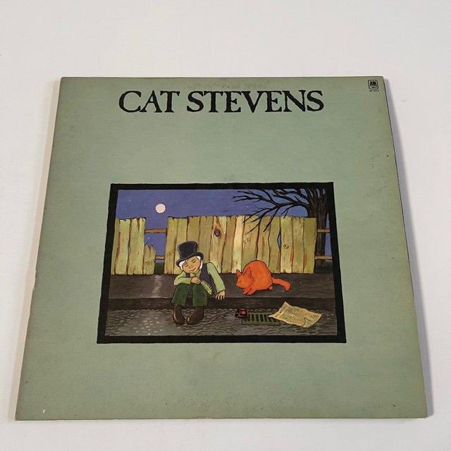 Excited to share the latest addition to my #etsy shop: Cat Stevens - Teaser and The Firecat (1971)  #christmas #pop #vinyl #album #record #catstevens #retrorecordsmusic