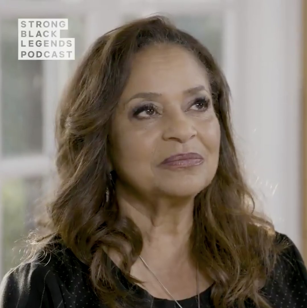 Replying to @strongblacklead: Happy 71st birthday to a living legend: @msdebbieallen ❤️
