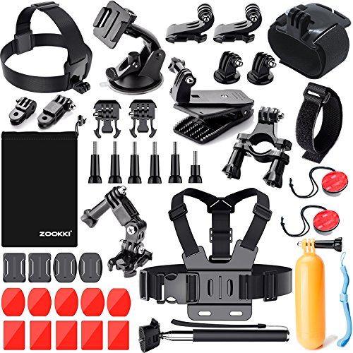 ⚡ 57% off Camera Accessories Kit for Gopro Hero⚡ Add lightning deal price. No Promo Code Needed.    #AD