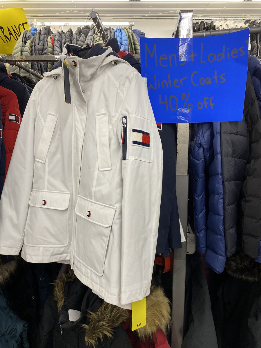 Good morning ! Enjoy some family time while at home together. We have men's and ladies winter coats on sale for 40% off !!! Kids snowsuits are $35!! Don't forget to book your appointment ! #staysafe #shoplocal #SaturdayVibes