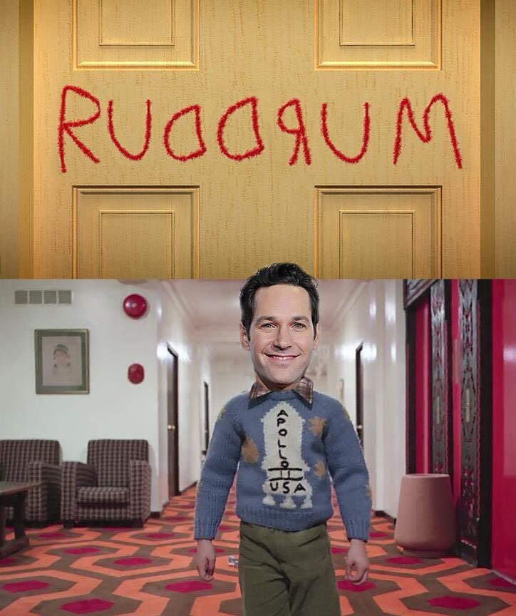 Ah, the remake we've been waiting for... #paulrudd