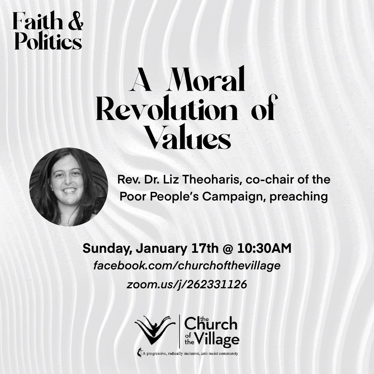 We celebrate the life of MLK this weekend -- but racists are still emboldened, poverty is deepening, and the earth is groaning for justice. This Sunday, join us as we consider a moral revolution of values and truth that must be told.  #utica #cny #poverty