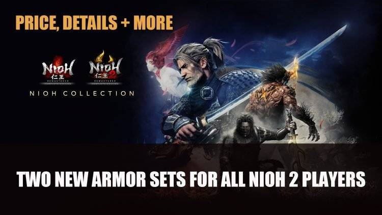 Fextralife - #Playstation is celebrating the release of #Nioh2Remastered with two new armor sets for a limited time only.  Full Details:   #Nioh2