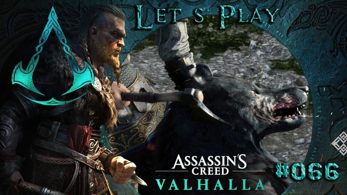 ASSASSIN'S CREED VALHALLA[4K60/RTX]🪓🛡️🏹66 - Der Wolf schon wieder. Loki wieso ist er dein Sohn?    #4k #RTXon #likeaviking  #letsplay #Unterhaltung #adventure #smallyoutubersupport #AssassinsCreedValhalla  #rpgs #GermanMediaRT @lp_retweets @Easy_Netw