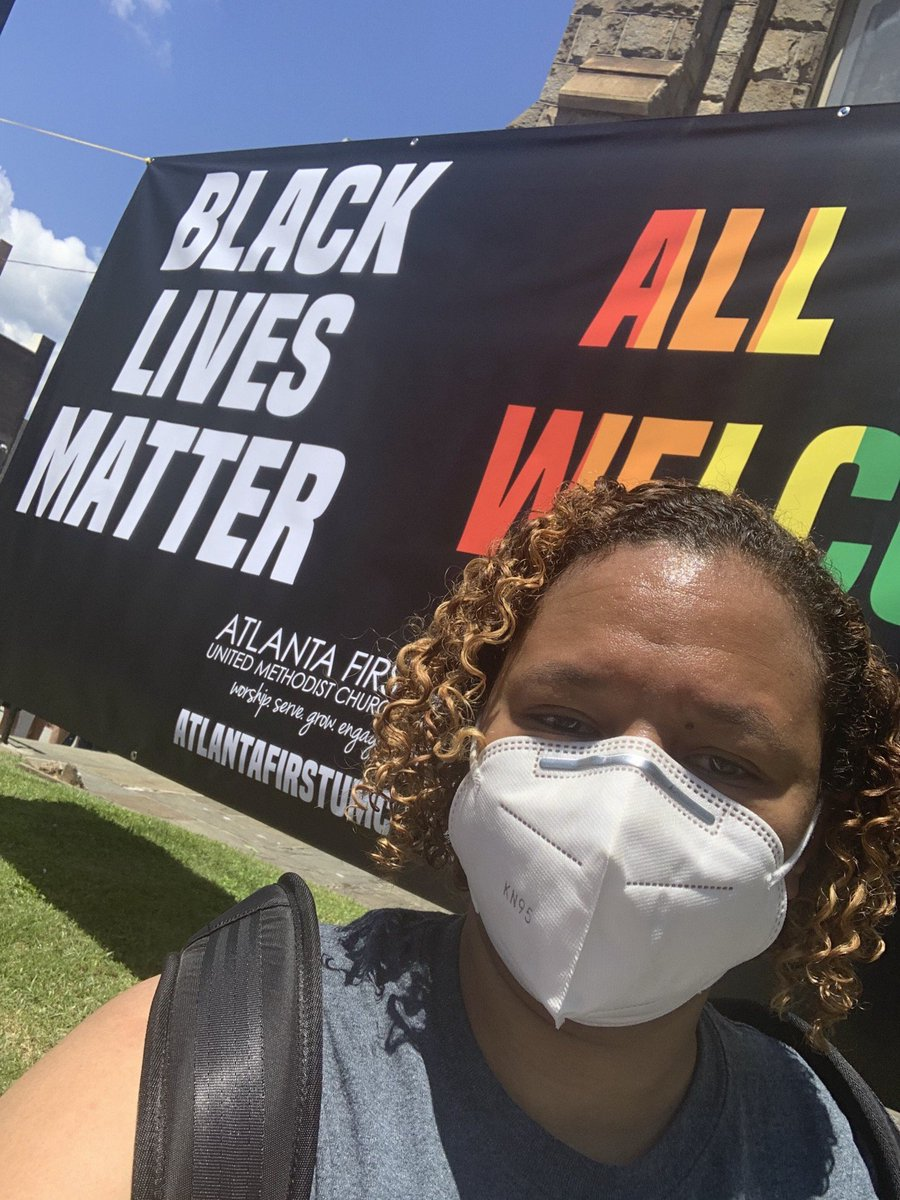 """How is it possible in the same summer that racism is repeatedly confirmed as a public health issue, I was placed on a now 18 week suspension after facilitating a medical school class incorporating topics of bias & racial health disparities?"" @ayshakhoury"