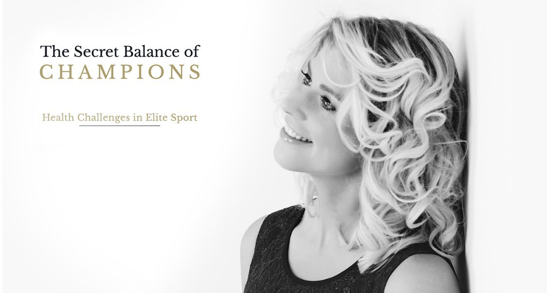 INVITE: 4 Feb our book release 'The Secret Balance of Champions - Health Challenges in Elite Sport' by @VGouttebarge @KerkhoffsG and me! Candid stories of 32 int sports legends&medical chapters ➡️  @thedrakefdn @PushSportsBrace @FIFPro @ACES_Amsterdam