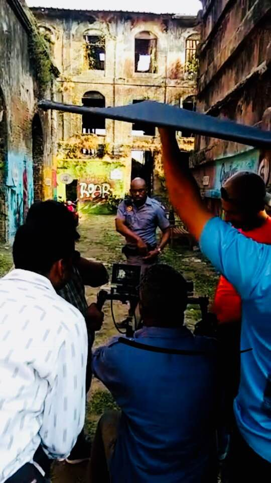 #RIPOlanokiotanGbolaboLucas Olanokiotan Gbolabo Lucas with @TanujVirwani @Mohanlal