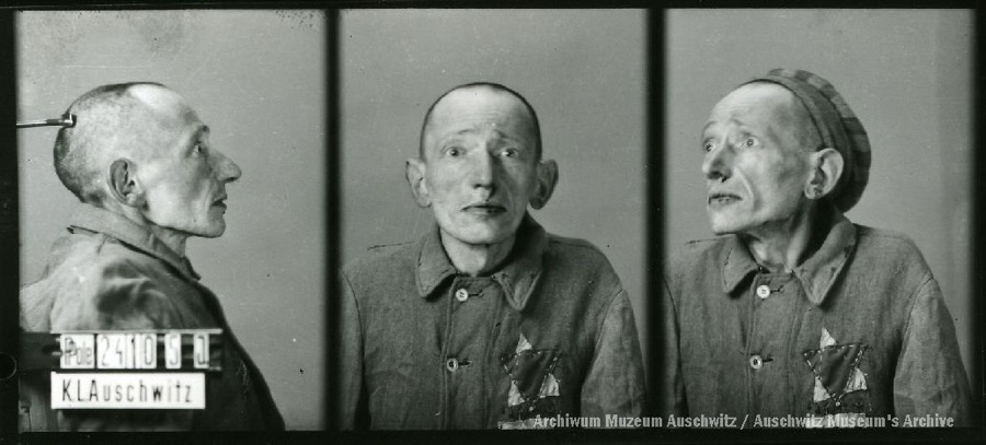 17 January 1895 | Polish Jew Abel Chojna was born in Pińczów. A worker. In #Auschwitz from 11 December 1941. No. 24105 He perished in the camp on 15 December 1941.