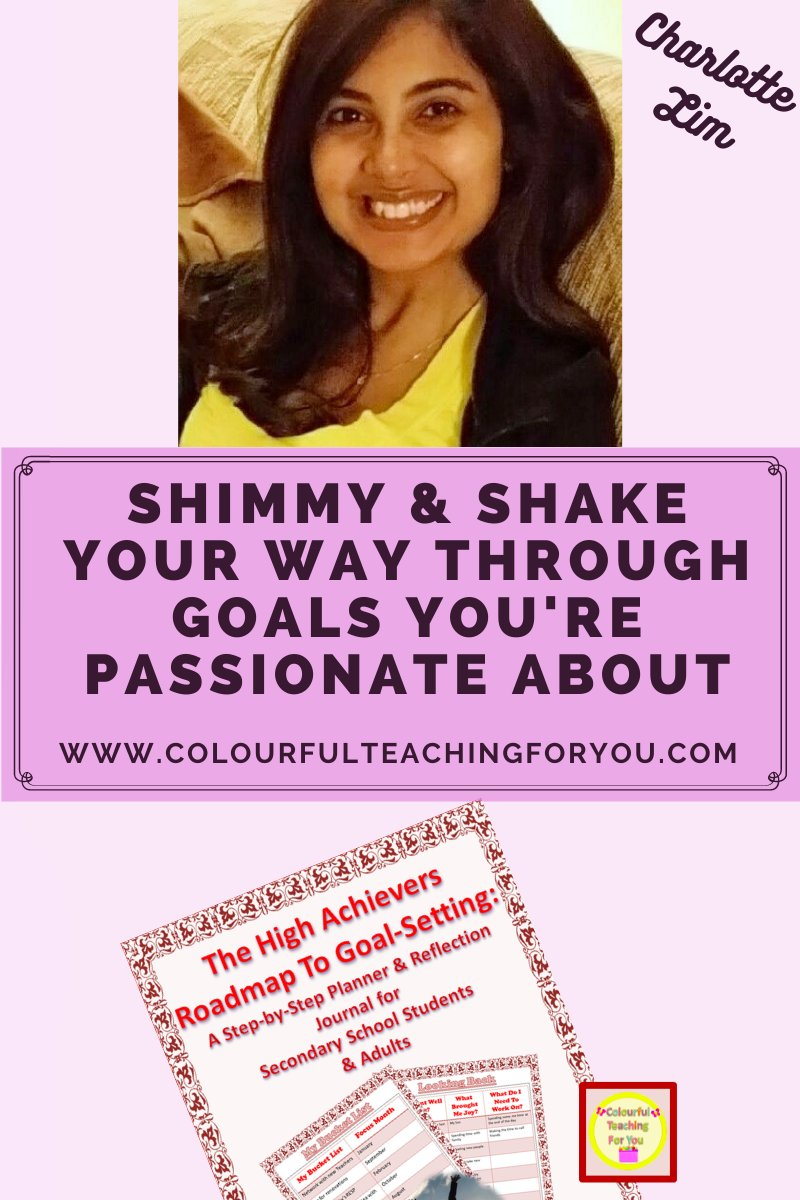 Shimmy & Shake Your Way Through Goals You're Passionate About!   #goals #GoalOfTheDay #GoalsProject #GoalDriven #passion #PassionPurposeProductivity #passionate #shake #Shakeitoff #focused #motivated #productivity