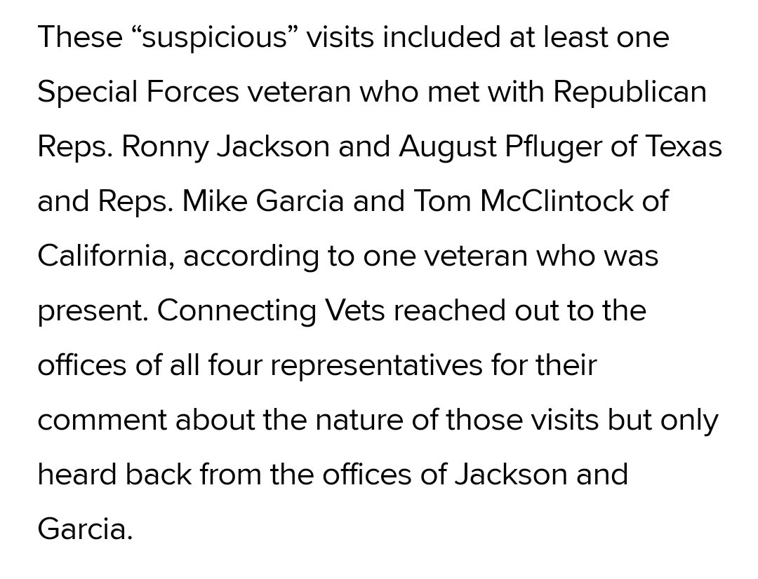 #goldcorp interviewed a Congressman during their tour