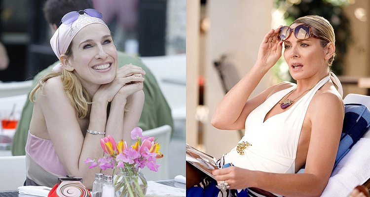 """""""I don't dislike her. I've never said that"""" - Sarah Jessica Parker addresses 'feud' with former Sex and the City co-star Kim Cattrall:"""